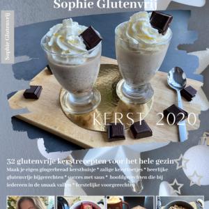 Glutenvrije kerstspecial magazine